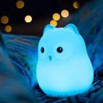 ⭐ Veilleuse Bébé & Enfant [Bébé Dodo®] - Lumière LED douce et apaisante - Veilleuse nomade rechargeable par USB de la marque Bébé Dodo image 1 produit