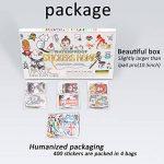 Votre comparatif : Stickers autocollant TOP 12 image 3 produit