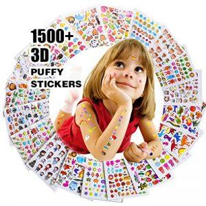 Votre comparatif : Stickers autocollant TOP 3 image 0 produit