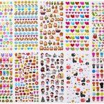 Votre comparatif : Stickers autocollant TOP 3 image 2 produit