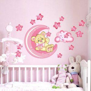 Votre comparatif : Stickers chambre bébé TOP 2 image 0 produit