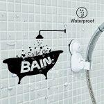 Votre comparatif : Stickers salle de bain TOP 9 image 3 produit