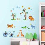 Votre meilleur comparatif : Stickers muraux chambre TOP 1 image 2 produit
