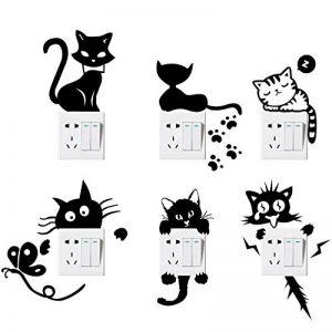 Votre meilleur comparatif : Stickers muraux chambre TOP 11 image 0 produit