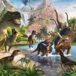 Walltastic Papier peint mural Dinosaure 2,4 x 3 m de la marque Walltastic image 1 produit