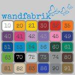 wandfabrik Lot de 10 stickers muraux PD STK 10 x 6 nuages de qualité Blanc de la marque wandfabrik image 2 produit
