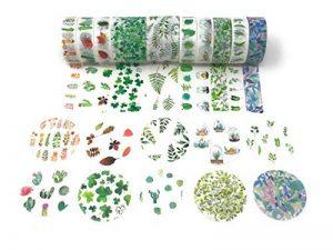 Washi Tape Boîte cadeau sur le thème Ensemble des Impressions avec stickers assortis Plant cactus de la marque Free Speech image 0 produit